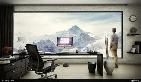 office view creative and inspirational workspaces