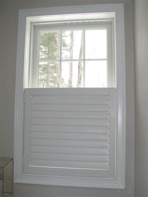 half window coverings 17 best images about shutters on plantation