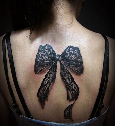 30 cute ribbon tattoos for women art and design
