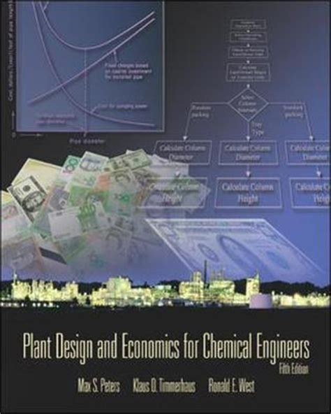 plant layout design book pdf plant design and economics for chemical engineers max s