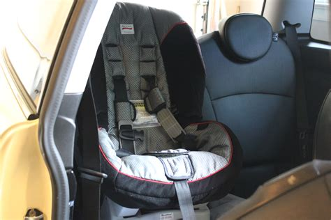 Car Seat Mini infant and child car seats in a mini cooper insourcelife