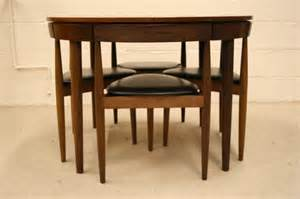 50s Dining Table And Chairs 60s Furniture Emdeco