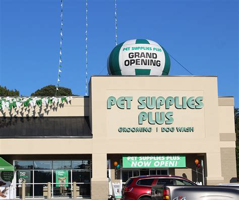 pet supplies plus opens its doors greenville com