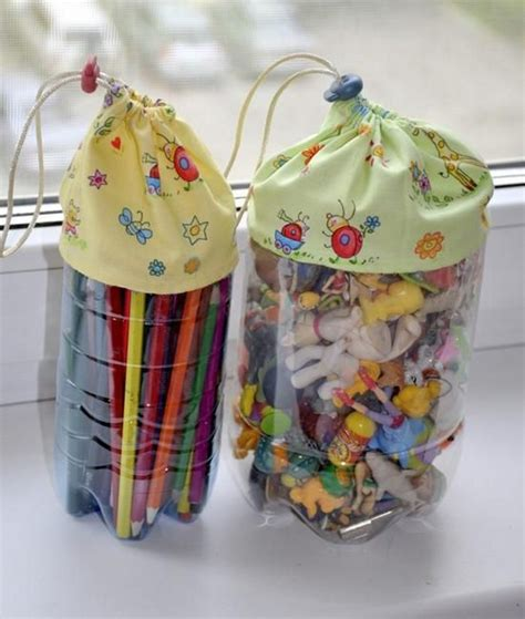 Handmade Things With Plastic Bottles - creative ways to reuse plastic bottles recycled things