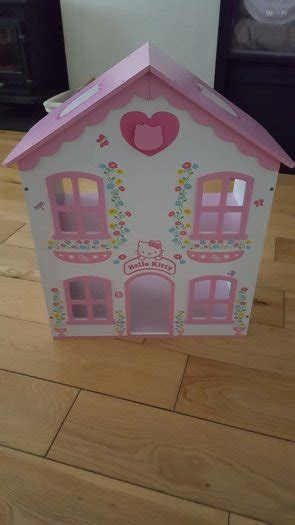 hello kitty doll house games hello kitty doll house with furniture for sale in palmerstown dublin from d20mumof3