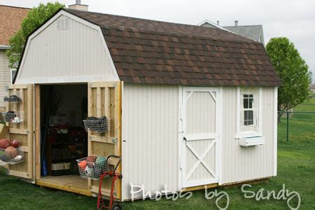 Organize Shed by Organize Garage Zones About Home Rachael Edwards