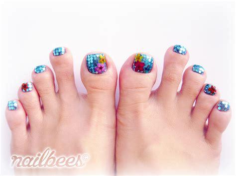 Big Toe Nail Design