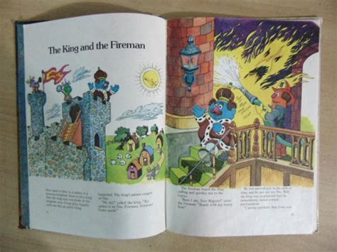 Everyday Detox Book Ft Vancouver Library by Sesame Bedtime Storybook Vintage 1978 Hardcovered