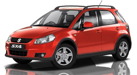 Suzuki Sx4 Crossover Specs Suzuki Sx4 16 Crossover 4wd Picture 2 Reviews News