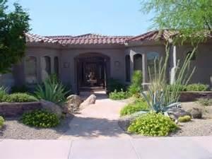 arizona front yard landscaping ideas