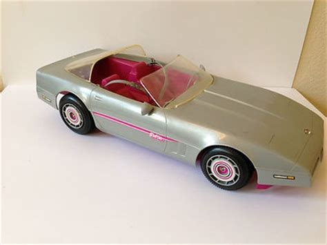 barbie corvette silver 128 best images about 80 s 90 s barbies on pinterest