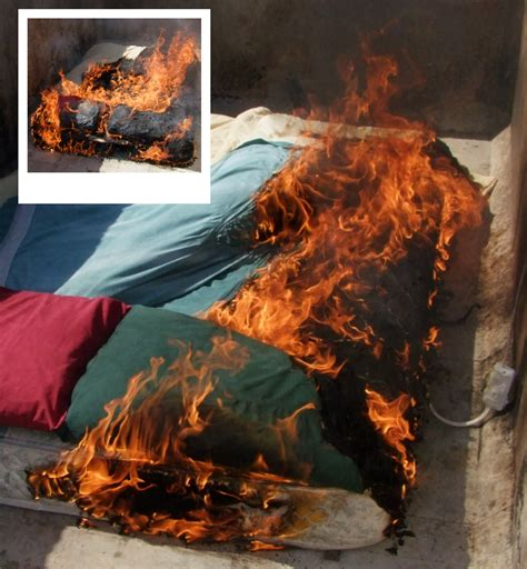 heated blanket electrically heated bedding product fires wendell hull associates inc