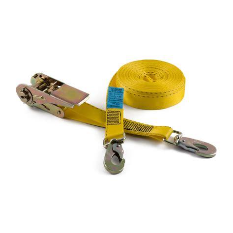 ratchet straps 25mm ratchet straps with swivel snap hooks to 500kg gtf