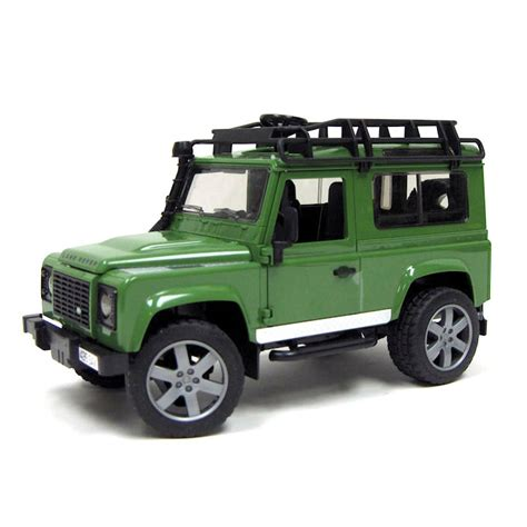 land rover bruder land rover defender suv by bruder