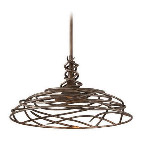 Cottage Pendant Lighting Troy Lighting Sanctuary Cottage Bronze Led Pendant Light F4188 Destination Lighting