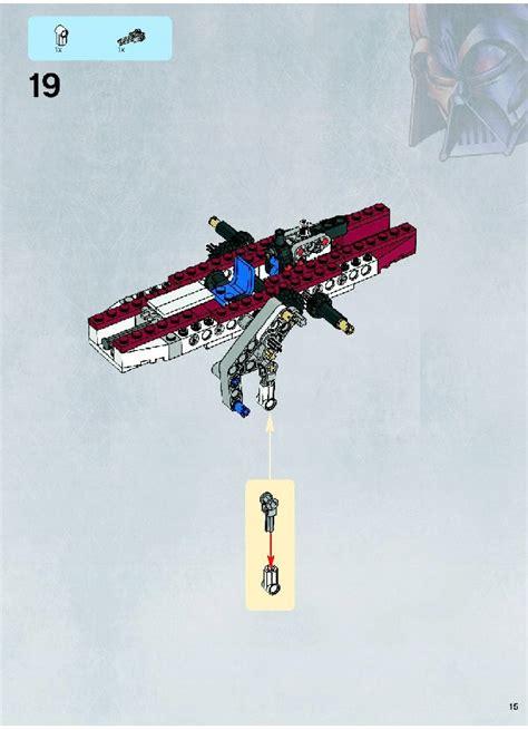 Lego 7674 V 19 Torrent Wars Clone Starwars Original Luke Vader lego v 19 torrent 7674 wars clone wars