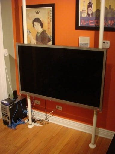 stolmen floating tv stand  simple
