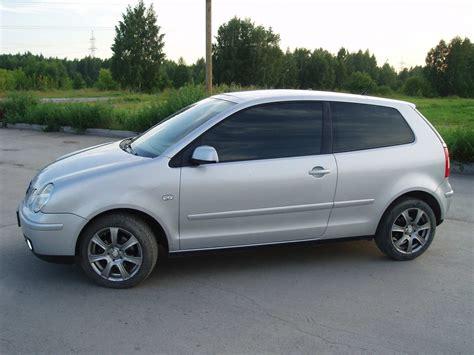 2002 Volkswagen Polo Partsopen