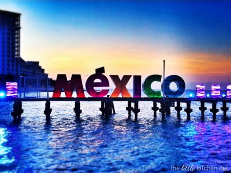 Cancun, Mexico ? Julie Deily