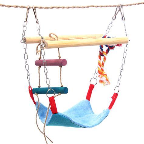 birdcage swing swing cage hanging hammock pet bird end 1 31 2018 9 15 am