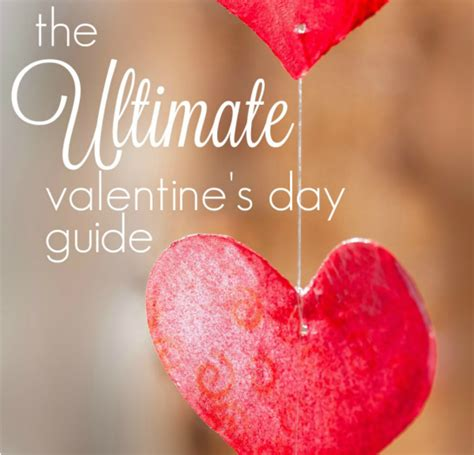 printable valentine recipes ultimate valentine s day guide it is a keeper