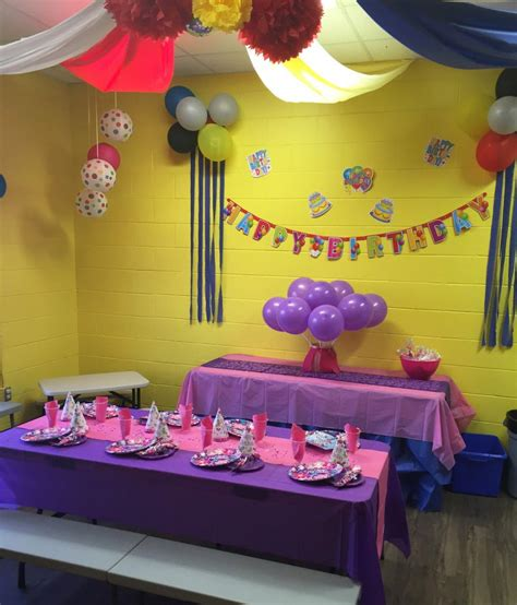 decorations  birthday party  kids home party ideas