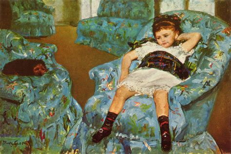 mary cassatt little girl in blue armchair mary cassatt little girl in a blue armchair 28 images mary cassatt posters zazzle