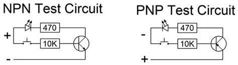 transistor quiz questions transistor tester