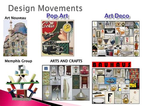 design art group design movements