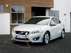 cars electric car pictures volvo c30 electric car 2011
