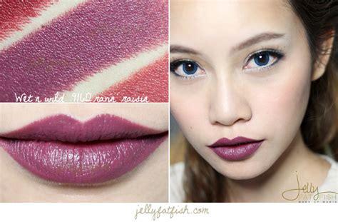 N Megalast Ravin Raisin lipstick n 916d ravin raisin swatch mega