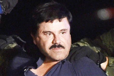 Escapes Again by El Chapo Escapes Prison Rumours Kingpin Breaks Out