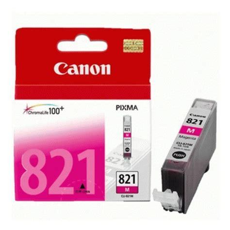 Canon 821 Magenta Ink Cartridge canon cli 821 magenta ink cartridge