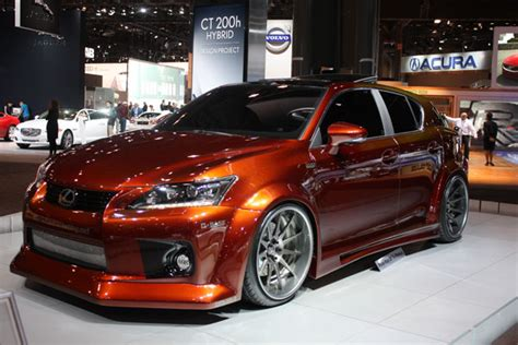 supercharged lexus ct 200h hybrid will tear your arms with 300 hp the fast car