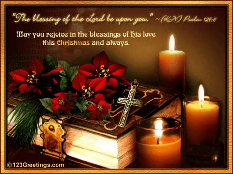 christmas blessings  spirit  christmas ecards greeting cards