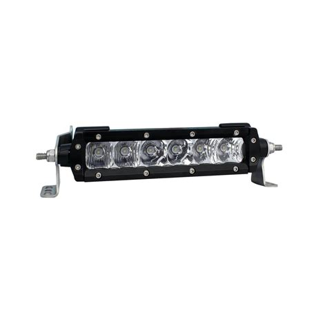 6 Inch Single Row Led Light Bar Affordable Led Light Bars 6 Led Light Bar