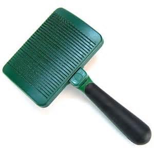 safari safari self cleaning slicker brush grooming brushes