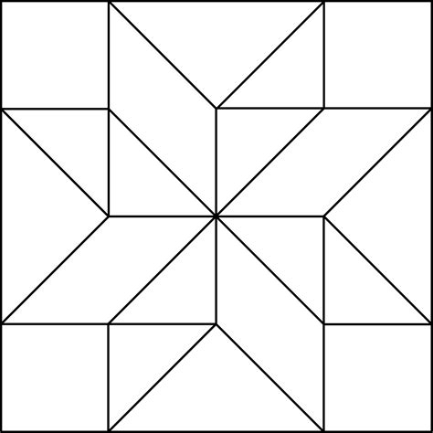 geometric pattern block templates geometric block pattern 45 clipart etc