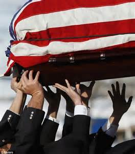 Farrah fawcett dead in casket for pinterest