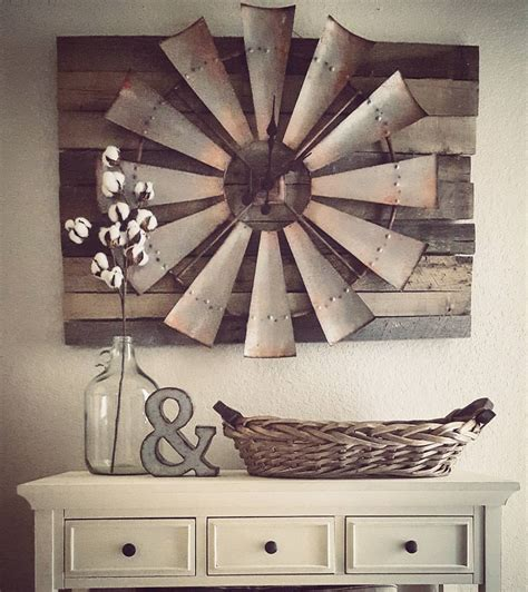 idea for wood metal mix decorations 27 best rustic wall decor ideas and designs for 2017