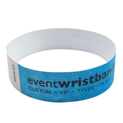 Handmade Wristbands - custom printed tyvek wristbands eventwristbands