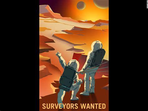 nasa design poster hate your job nasa wants you to work on mars cnn