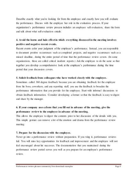 Appraisal Letter With Answer employee performance appraisal sle answers zoro blaszczak co