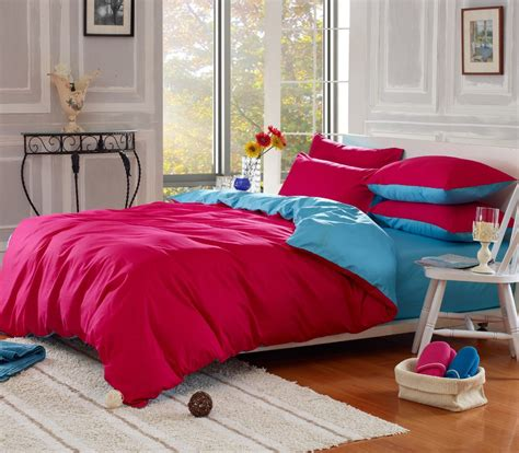 solid color bedding wholesale 2015 100 cotton solid color bedding set bed linen duvet cover for children