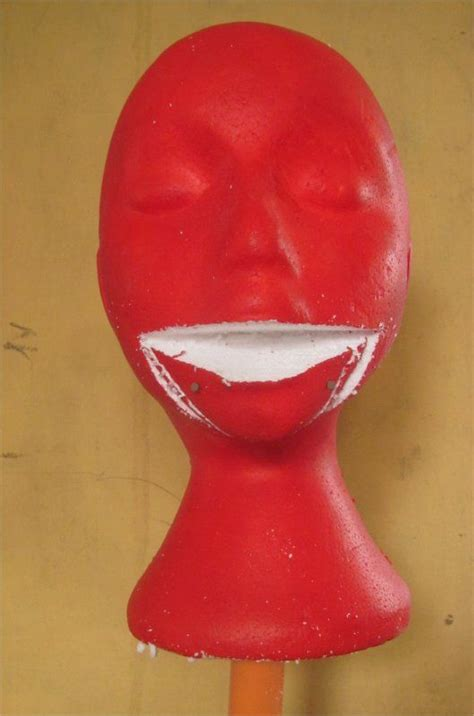 latex tutorial step by step excellent tutorial on taking styrofoam heads and making