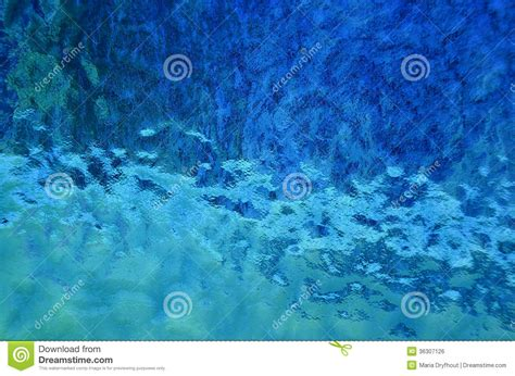blue stained glass l blue stained glass abstract royalty free stock image