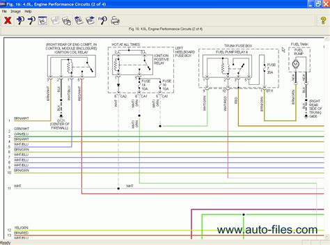 mitchell wiring diagrams mitchell on demand 3q 2011 repair manuals