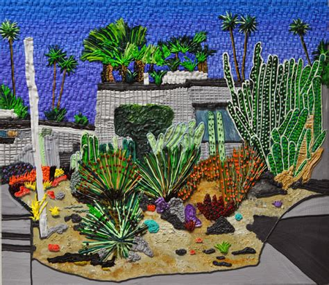 Bungalow House Pictures by Caroline Larsen At Craig Krull Gallery