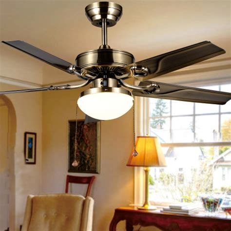 ceiling fan with hanging light 42 quot metal ceiling fan vintage pendant ceiling fans light