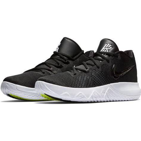 Sepatu Basket Nike Kyrie 4 Black White nike kyrie flytrap black black white volt basket4ballers